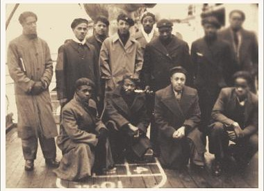African Americans in SCW from ALBA