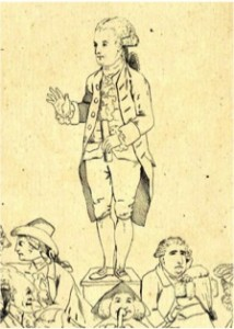 Dr JAMES GRAHAM, 1783.