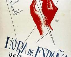 Hora de Espana magazine cover