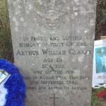 Arthur Clark Memorial Stone