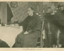 Louise_Michel_home later years