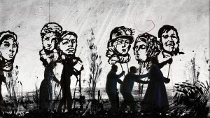 Kentridge - More Sweetly Play The Dance - B5